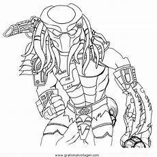 predator 1 gratis malvorlage in fantasie ausmalen