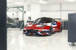 The 2020 Lotus Evora GT4 Concept Previews Official