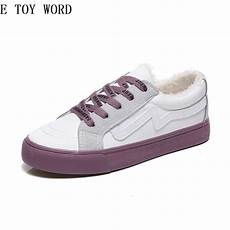cotton shoes students add 2019 new winter joker velvet han edition shoes canvas shoes in