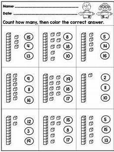 place value kindergarten worksheets tens and ones