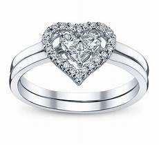 heart wedding ring 4 perfect heart bow diamond engagement rings for the holidays robbins brothers blog