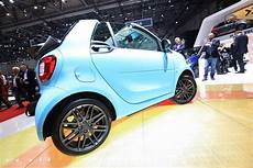 brabus packages up smart fortwo forfour still no