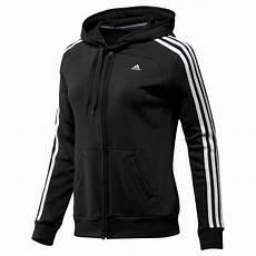 adidas essentials 3s damen jacke schwarz track top
