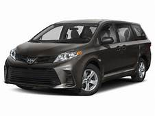 New 2018 Toyota Sienna Prices  NADAguides