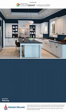 i found this color with colorsnap 174 visualizer for iphone by sherwin williams salty dog sw 9177