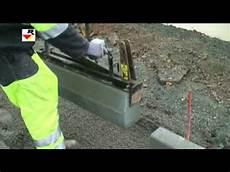 pose bordures hydraulique bordurmatic