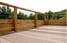 balustrade pas cher balustrade terrasse bois kit veranda styledevie fr