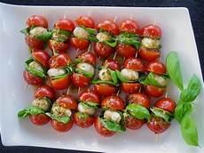 15 ideen f 252 r fingerfood kalt serviert fingerfood tomate