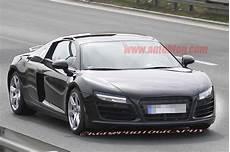 Audi R8 Facelift - audi r8 facelift reveals evolutionary change autoblog