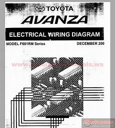 fortuner toyota electrical diagram