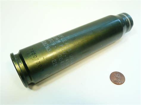 30mm Depleted Uranium Round