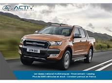 Up Utilitaire Ford Ranger 3 2 Tdci 200 4x4 Wildtra