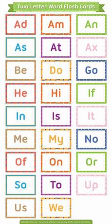 two letter words worksheets for kindergarten 23538 free printable two letter words flash cards them in pdf format at http flashcardfox