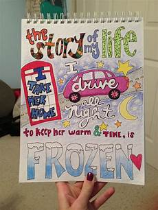 Story Songs Ideas my lyric drawing of story of my lyric drawings