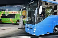 Meinfernbus Und Flixbus Planen Fusion Autobild De