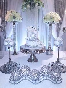 silver wedding anniversary party see more party planning ideas at catchmyparty com in 2019