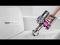 Dyson V6 Test - dyson v6 trigger deballage test