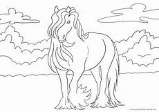ausmalbilder pferd kostenlos malvorlagen zum ausdrucken