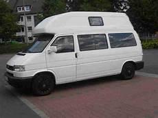 vw t4 syncro cingbus lang und hochdach wohnwagen