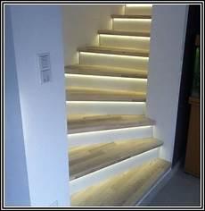 stufenbeleuchtung led leiste beleuchtung treppenstufe