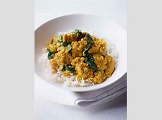 curried chicken with lentils_image