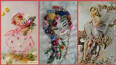 Beautiful Made Embroidered Dolls Design New Ribbon