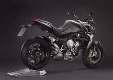 2012 Mv Agusta Brutale 675 Breaks Cover Asphalt Rubber