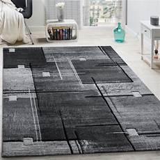tappeti moderni offerte tappeto grigio e nero m 233 lange tapetto24