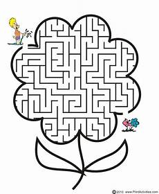 44 best mazes images on free printable
