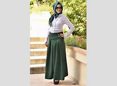Looking Skirt Woman Hijab Pants hijab woman tunic and