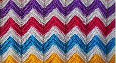 Photo Tutorial Mix And Match The Yarn Colors In This Zig