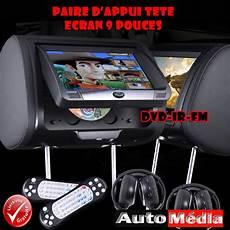 Ecran Appuie T 234 Te 9 Pouces Lecteur Dvd Auto Media Fr