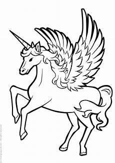 unicorns 9 coloring pages 24