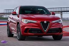 2018 alfa romeo stelvio quadrifoglio video does a track day suv make sense who cares news