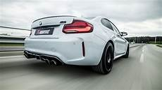 akrapovic exhaust for eu spec bmw m2 competition youtube