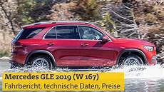 mercedes motoren technische daten mercedes gle 2019 w 167 fahrbericht technische daten motoren preise adac