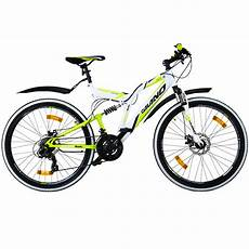 mtb mountainbike 26 zoll fully galano volt ds