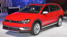 the 2017 volkswagen golf alltrack for america