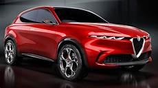 2021 alfa romeo tonale concept car interior exterior first youtube