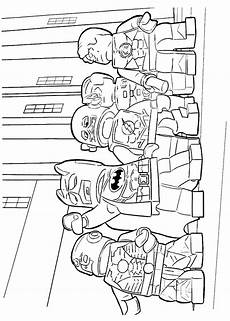 Malvorlagen Batman Lego The Lego Batman Coloring Pages