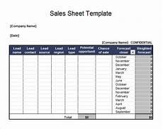 sales sheet templates free 7 sales sheet sles in google docs google sheets