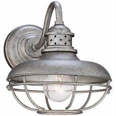 franklin park 9 quot high galvanized steel outdoor wall light 4f502 ls plus outdoor light
