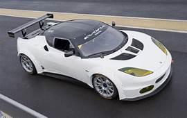 Lotus Unveils 2012 Evora GX Grand Am Racer