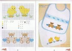 lettere punto croce per bavette risultati immagini per schemi punto a croce bavette bebe