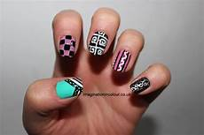 white nail art pen designs how you can do it at home