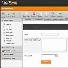 html form design tool 5 free online html form builders hongkiat