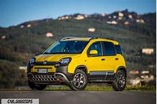 fiat panda cross your daily dakar test drive