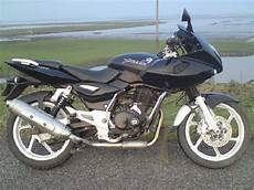 Pulsar 220 Modif by Motorrad Customiz Pulsar 150 To Pulsar 220