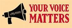 Your Voice your voice matters