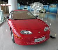 General Motors EV1 Pops Up In China Times Two
